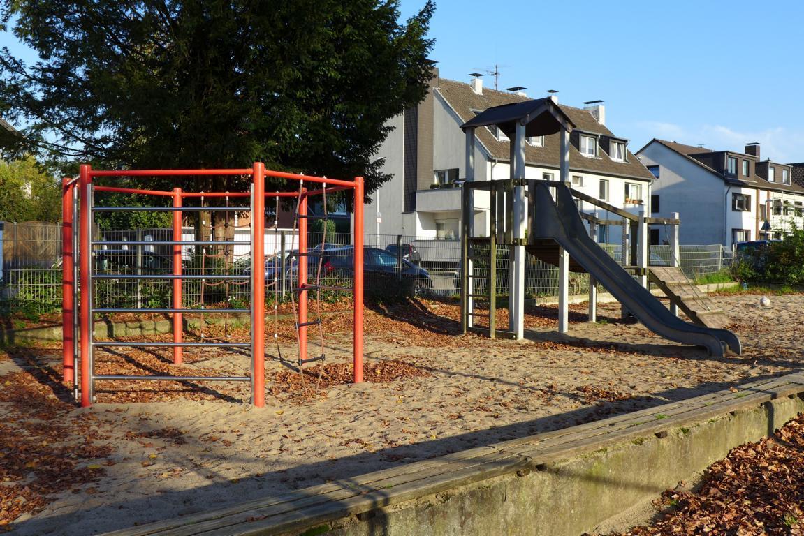 Spielplatz an der Brücker Schule